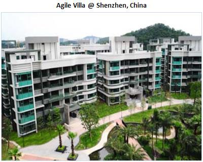 Agile Villa @ Shenzhen, China