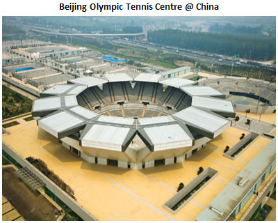 Beijing Olympic Tennis Centre China