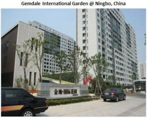 Gemdale International Garden @ Ningbo, China