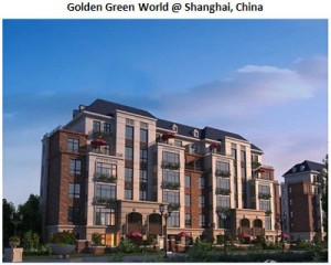 Golden Green World @ Shanghai, China