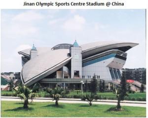 JInan Olympic Sports Centere Stadium @ China