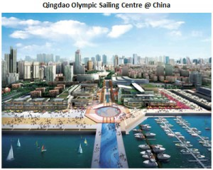 Qingdao Olympic Sailing centre @ China