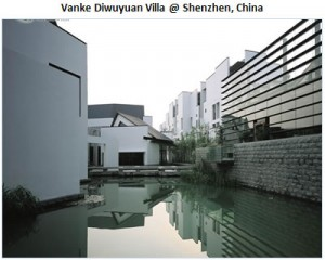 Vanke Diwuyuan Villa @ Shenzhen, China