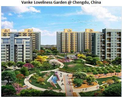 Vanke Loveliness Garden @ Chengdu, China