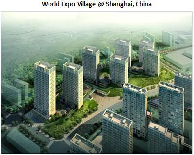 World Expo Village @ Shanghai, China